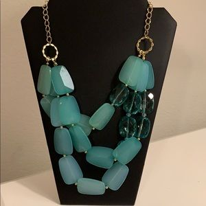 NWOT Turquoise necklace - never been worn!